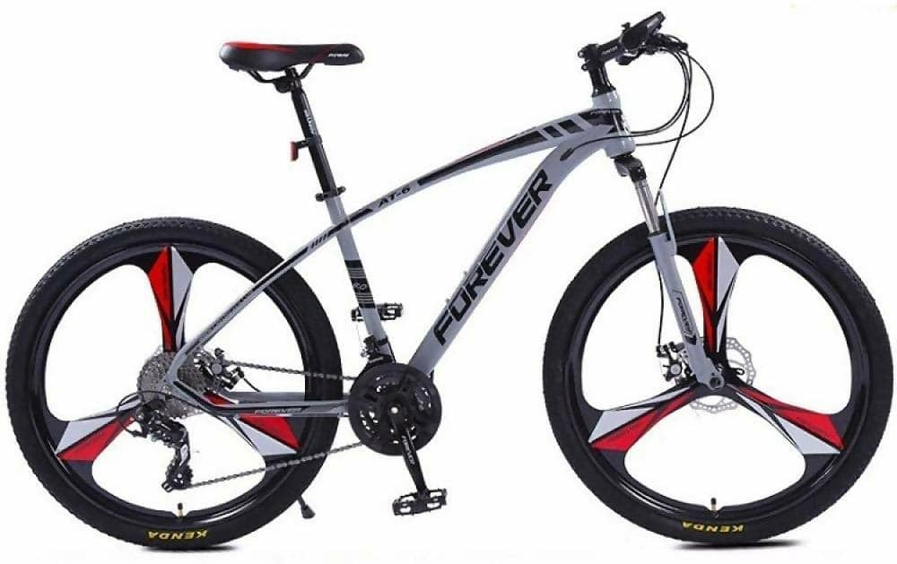 lightweight cross country mountain bike